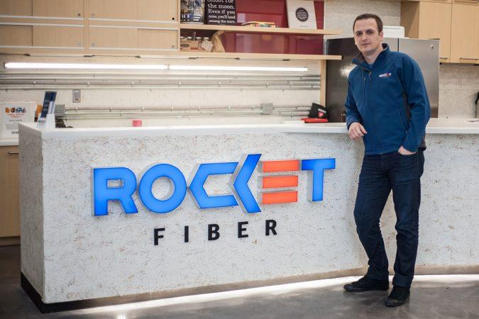 Rocket Fiber Photo