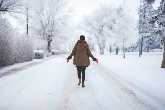 HOW to stay fit this winter