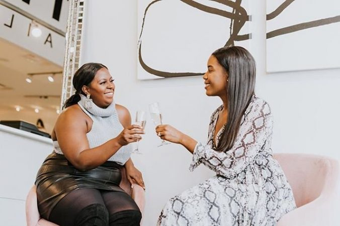 BLACK-OWNED BUSINESSES TO SUPPORT NOW. PHOTO THE TEN NAIL BAR