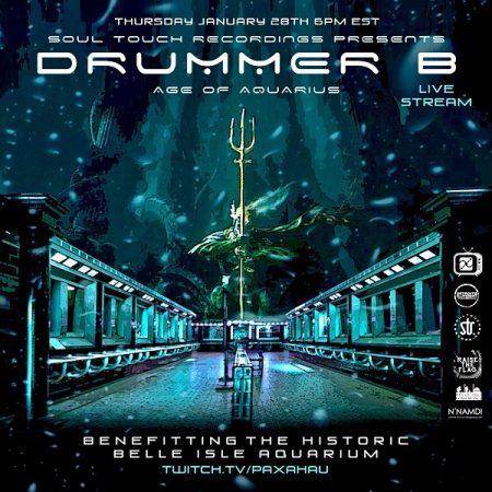 DJ DRUMMER B