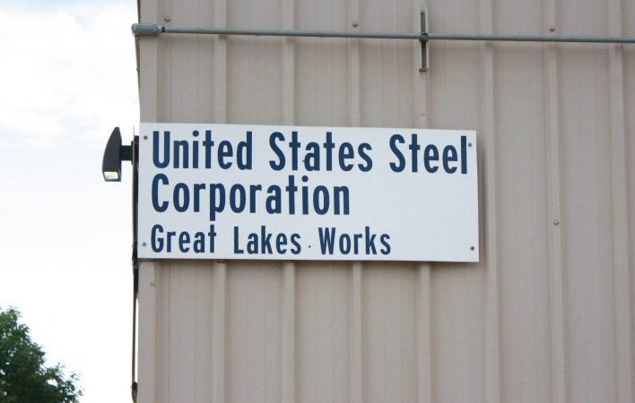Zug Island UNITED STATES STEEL CORPORATION